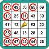 Play bingo with other players, use the correct strategy to score more lines than the other players.